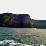 Cliffs of Moher from the cruise