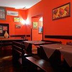 Pizzeria Pedro's dining