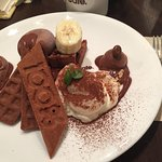 Foto de 100% Chocolate Cafe