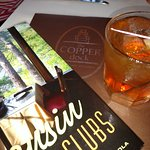 Copper Lock - Lake Friess - Hubertus - Old Fashioned Supper Club