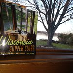 Copper Lock - Lake Friess - Hubertus - Ron Faiola's Wisconsin Supper Club book