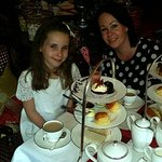 Afternoon tea a must
