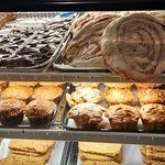 Bakery Items at the Pine Cone