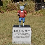 Brer Rabbit Statue