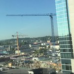 Watching Nashville get grow from our room!