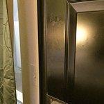 Filthy door