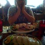 Huge portions