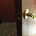 Bathroom Door Knob