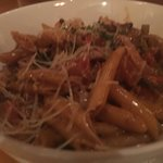 Elk meatloaf, the zydeco combo and the Cajun pasta.