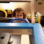 "Kids can ""drive"" or repair a car at the Kohl Museum."
