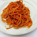 Bucatini all' Amatriciana-Giudea
