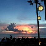 Sunset at Finns Beach Club, Canggu