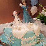 The wonderful Birthday cake