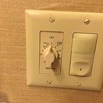 Heat lamp Timer in bathroom