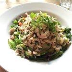 Crab & Prawn Salad