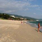 Yalong Bay beach
