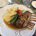 Another STELLAR lunch at Le Mansion de Montitlan! My new favorite restaurant on the planet!