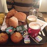 Bella stanza, ottima colazione!