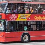 Copenhagen City Sightseeing bus