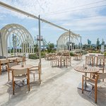 White City Restaurant Summer Terrace