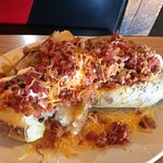 Potato with pork