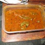 Duck dish (£9.95)