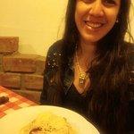 Photo de Pasta e Pizza Trattoria del borgo