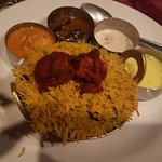 Mutton Biriyani! The quantity was more than sufficient.!