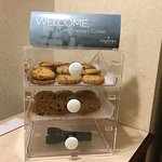 Country Inn & Suites - free cookies at front desk!