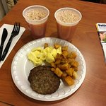 Country Inn & Suites - my breakfast
