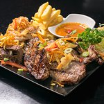 Large Mixed Grill Platter