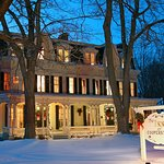 Winter is a beautiful time to visit The Inn at Cooperstown!