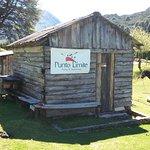 End Point, Chilean Border
