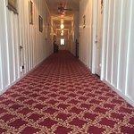 The hallway- Very nice