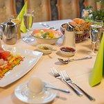 Frühstück im Waidringer Hof