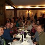 Holiday get together at the Whately Inn