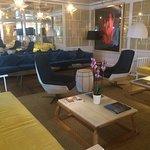Junior suite & reception