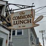 Foto de The Commons Lunch
