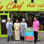 The Chef Thai Cuisine