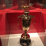 Kentucky Derby gold trophy