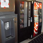 ice and soda machine on every floor