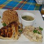 Mahi Mahi, Rice & Squash