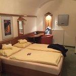 Zimmer Nr. 1 (Doppelzimmer)