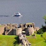 Gita in battello a Urquhart Castle