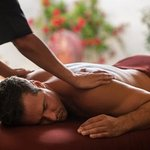 Pacific Waters Spa massage treatment