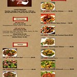Lunch Specials Page 1
