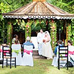 The Gazebo of Love - our wedding