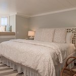 One of our larger suites at our cozy Nantucket inn
