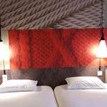Les nouvelles chambres sweet ibis