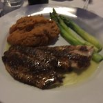 Blackened Yellowtail